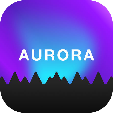 My Aurora Forecast App icon